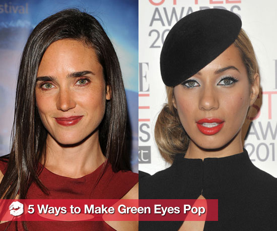 5 Ways to Make Your Gorgeous Green Eyes Pop