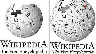 Wikipedia Removes Klingon Character From Logo