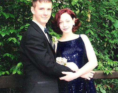 Betty Wayne's Prom Sophomore Year