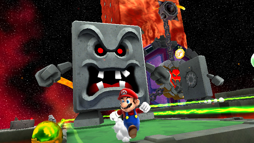 Photos of Super Mario Galaxy 2
