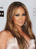 Jennifer Lopez at amfAR's Cinema Against AIDS Gala