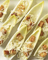 Caesar Salad Spears
