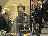 Pictures of Alexander Skarsgard and Kate Bosworth in Sweden