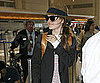 Slide Picture of Rachel Bilson Leaving LAX