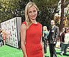 Slide Picture of Cameron Diaz in Red at Shrek Forever After Premiere