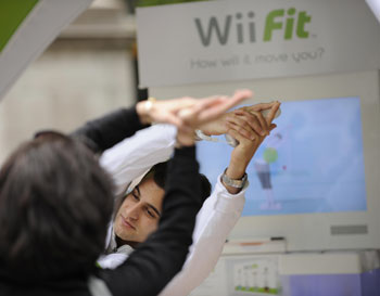 American Heart Association Endorses Wii Fit