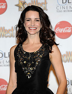 Kristin Davis Deals With Tummy Issues While Filming Sex and the City 2