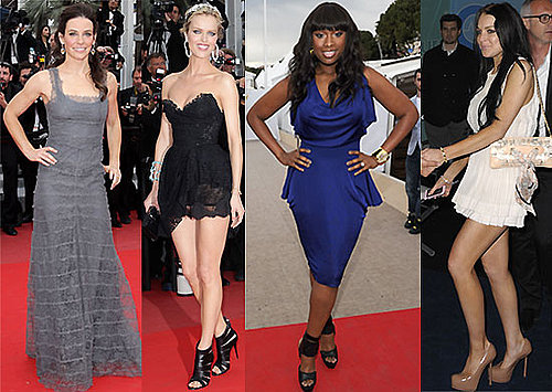 Pictures from the Red Carpet at the Cannes Film Festival 2010 Including Jennifer Hudson, Evangeline Lilly
