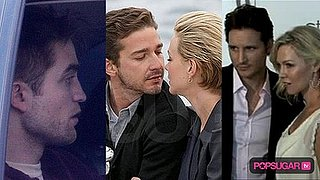 Robert Pattinson Haircut, Carey Mulligan and Shia LaBeouf Kissing and Peter Facinelli Interview About Breaking Dawn