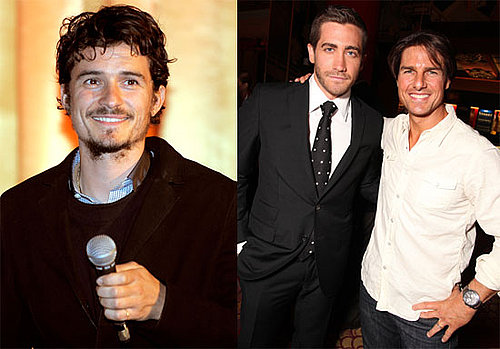 Pictures of Tom Cruise, Jake Gyllenhaal, and Orlando Bloom at Jerry Bruckheimer Film Festival in LA 2010-05-18 18:30:57