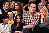 Pictures of Hilary Duff, Mike Comrie, Jessica Alba, and Khloe Kardashian at the LA Lakers Game 2010-05-18 22:30:01