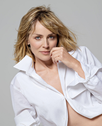 Sharon Stone Talks to More Magazine About Love and Loss