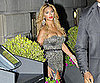 Slide Picture of Beyonce Knowles Heading to the White House in DC