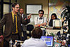 "The Office Recap of the Season Finale ""Whistle Blower"""