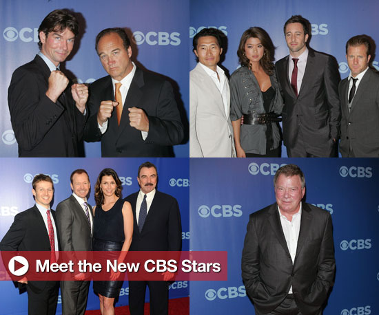 Meet the Stars of CBS's New Shows!