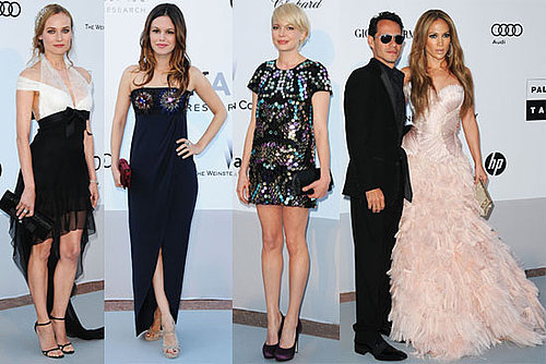 Pictures of Paris Hilton, Michelle Williams, Diane Kruger And More at The 2010 AmfAR Benefit at Cannes 2010-05-20 13:30:00