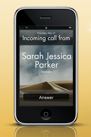 Win a Call From Sarah Jessica Parker