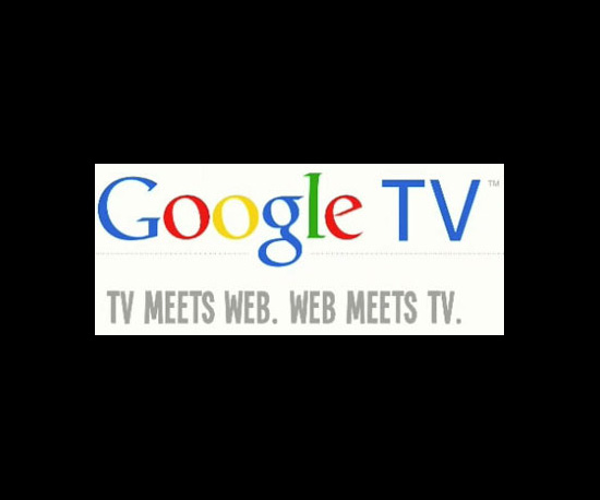 Google TV Is Here