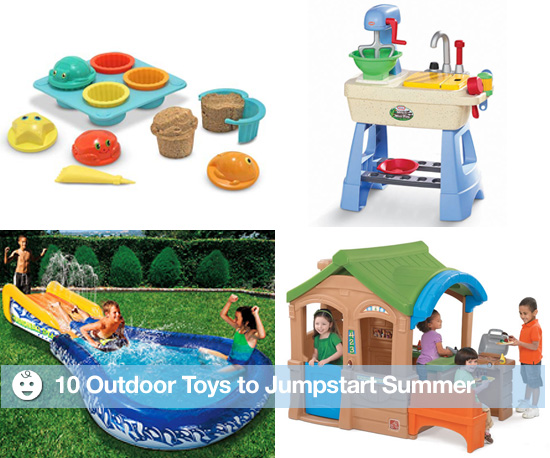 10 Outdoor Toys to Jump-Start Summer