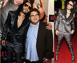 Pictures of Russell Brand and Jonah Hill at Get Him to the Greek Screening in Las Vegas