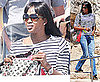 Pictures of Naomi Campbell in France as She Might Be Subpoenaed By War Crimes Court For Receiving Blood Diamonds