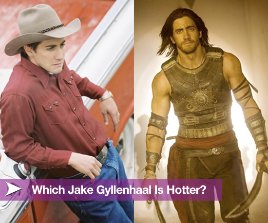 Role Play: Which Jake Gyllenhaal Is Hotter?
