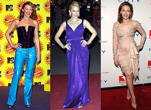 Photos of Kylie Minogue's Style and Red Carpet Events