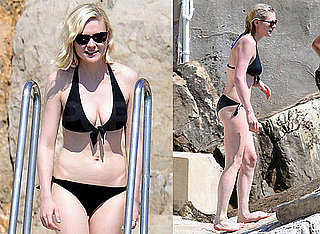 Pictures of Kirsten Dunst in a Bikini