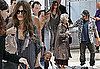 Pictures of Javier Bardem and Penelope Cruz Leaving Nice, France, and Heading to Madrid, Spain
