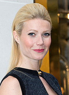Picture of Gwyneth Paltrow With a Pompadour