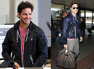Pictures of Twilight Star Peter Facinelli After a Shirtless Vacation in Mexico