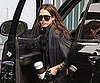 Slide Picture of Jessica Alba With Coffee in LA
