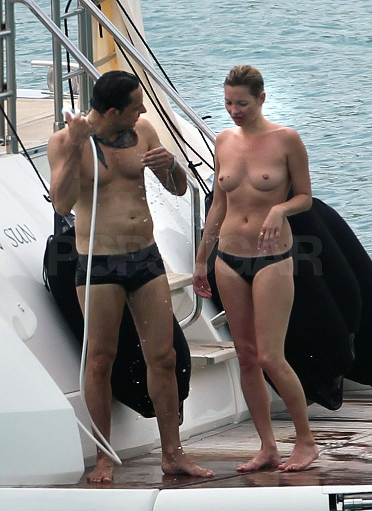 Pictures of Kate Moss Bikini