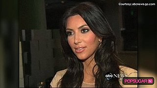 Video of Kim Kardashian Nightline Interview About Plastic Surgery