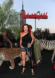 Patricia Field Launches House of Field Swimwear and Accessories With Rooftop Party