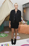 Mulberry's Glastonbury Book Launch Brings Out Models Galore
