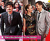 Pictures of National Movie Awards Red Carpet Including Joshua Jackson, Diane Kruger, Orlando Bloom