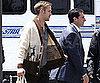 Slide Picture of Ryan Gosling and Steve Carell Filming in LA