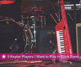 5 Keytar Players I Want to Play in Rock Band 3