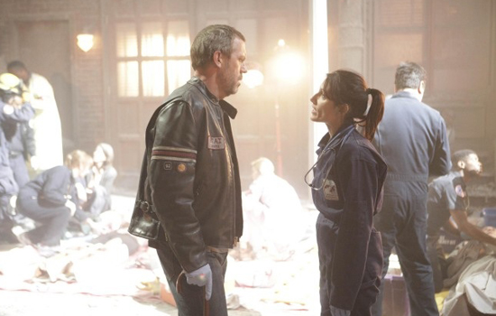 Biggest TV Romance Years in the Making: Cuddy and House