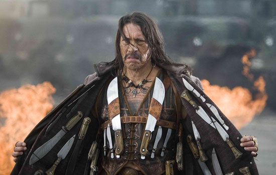 Biggest WTF Movie Trailer: Machete