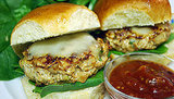 Mexican-Style Chicken Sliders