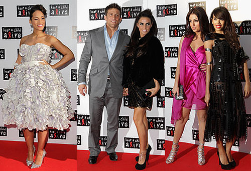 Pictures of Pregnant Alicia Keys, Katie Price, Alex Reid, JLS, Jade Ewen, Gabriella Cilmi at Keep a Child Alive Black Ball 2010-05-28 03:00:00