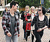 Slide Pictures of Taylor Lautner and Kristen Stewart Together in Sydney, Australia