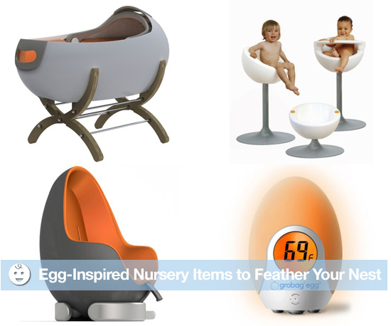 Egg Inspired Nursery Items to Feather Your Nest