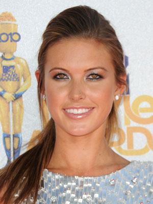 Audrina Patridge at 2010 MTV Movie Awards