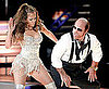 Video of Tom Cruise Dancing With Jennifer Lopez at the 2010 MTV Movie Awards