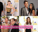 Pictures of 2010 MTV Movie Awards Red Carpet