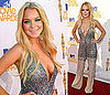 Pictures of Lohan at MTV Movie Awards