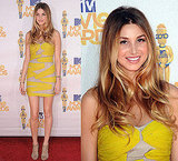 Whitney Port at 2010 MTV Movie Awards 2010-06-06 16:51:32